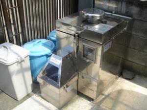リサイクラー 生ゴミ処理機